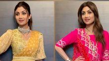 Ganesh Chaturthi 2020: This Ganesh Festival Ace Shilpa Shetty Kundra's Vibrant Saree Or Suit Look