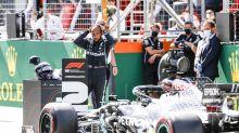 Hamilton erleichtert - Stewards sehen von Bestrafung ab