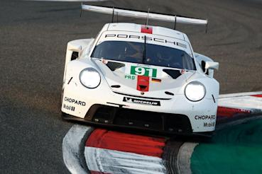 Porsche WEC總決賽目標:以首次亮相的911 RSR拿下賽季第三次冠軍