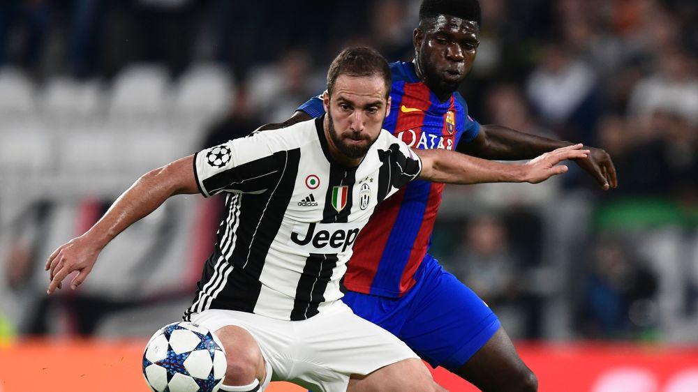 Barcelone-Juventus - Higuain, la hantise des grands matches