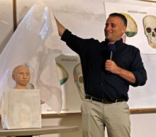 Israel scientists unveil appearance of ancient human relative