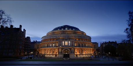 Mick Jagger pays tribute to the Royal Albert Hall in video celebrating its 150th anniversary