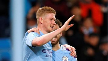 Manchester City conforte sa deuxième place