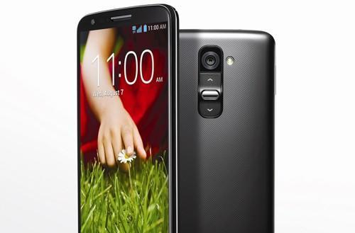 LG G2 officially announced: 5.2-inch 1080p display, Snapdragon 800, new rear design