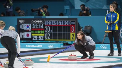 Winter Olympics: Muirhead's curlers miss out on bronze after Japan defeat