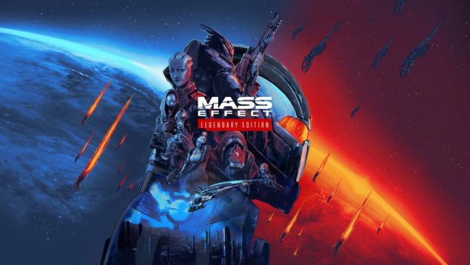 'Mass Effect Legendary Edition'
