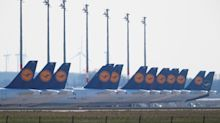Lufthansa grounds 95% of flights and looks to state aid for survival