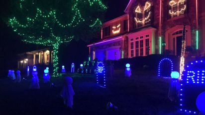This Halloween light show will make you want to dance