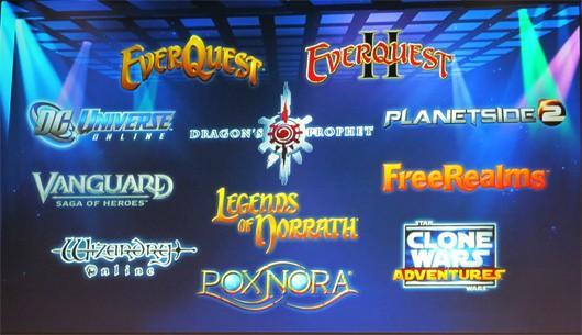 SOE Live 2013: Thursday keynote announces expansions, release dates, and more