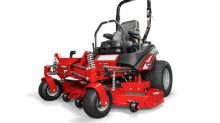 Ferris® Delivers The Anticipated ISX™ 2200 And ISX 3300 Zero-Turn Mower Equipped With ForeFront™ Suspension System