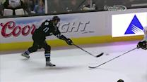 Thornton's knuckle puck find its way in