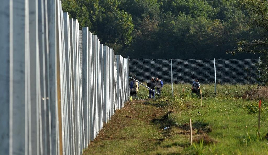 Hungaria's rightwing government sealed off the southern borders with Serbia and Croatia in the autumn, constructing a wire fence to stem the flow of migrants