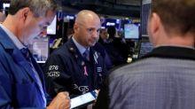 Wall Street pressured by J&J, global growth concerns
