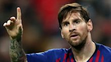 Lionel Messi looks set to leave Barcelona
