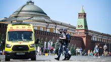 Corona-Neuinfektionen in Moskau steigen auf neuen Höchststand