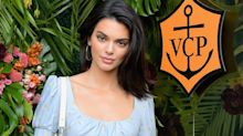Kendall Jenner Wore a Corset Dress on the Red Carpet
