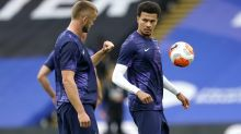 Dele Alli and Eric Dier argue in latest scene from Spurs' All or Nothing series