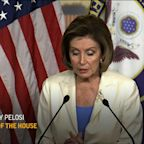 Pelosi announces select committee on insurrection