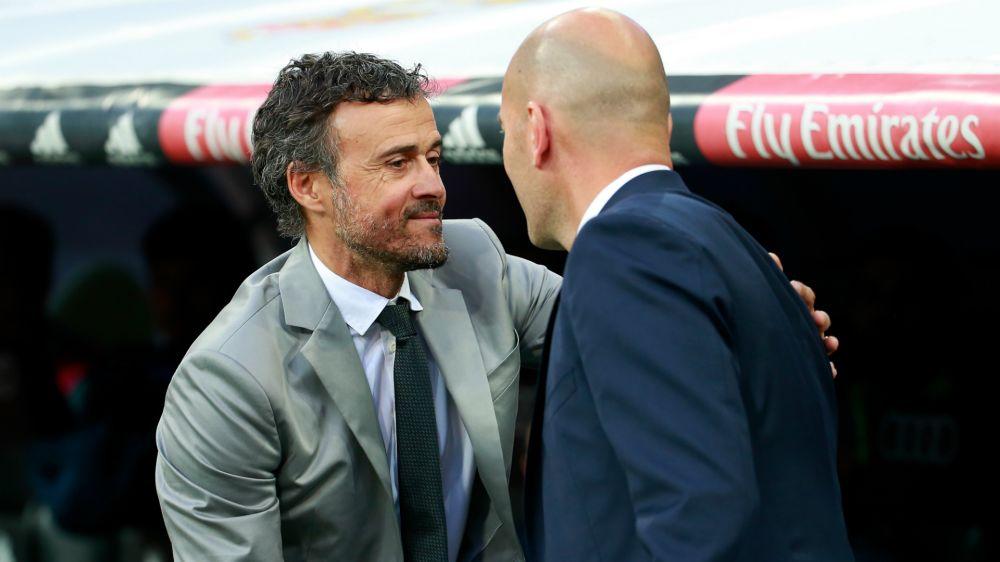 Luis Enrique matches Guardiola feat with victory in El Clasico