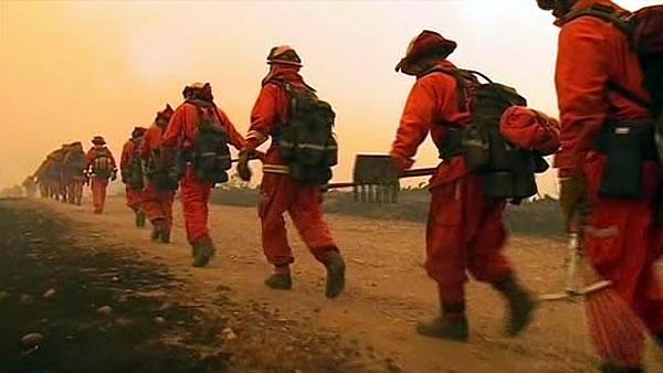 Ripe fire conditions may test CA's fire readiness
