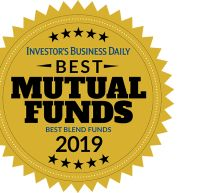 Best Mutual Funds Awards By Category: Blend Funds