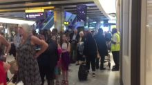 Massive Line to Leave Heathrow Airport After British Airways IT Failure