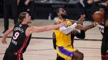Focused LeBron James tells Lakers teammates to tone down sideline antics