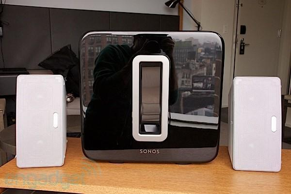 Sonos' wireless Sub adds extra thump to your Sonos system for $700 (ears-on)