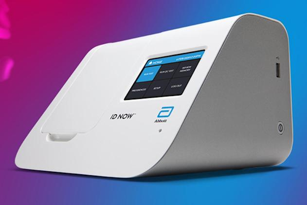 Lab-in-a-box test can detect COVID-19 in 5 minutes