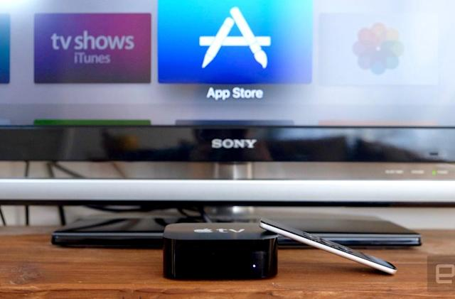 CBS exec says Apple's streaming TV plans are 'on hold'