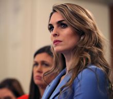 House Democrats subpoena former White House communications director Hope Hicks