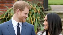 Harry and Meghan will be called Henry and Rachel during the royal wedding Order of Service