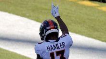 KJ Hamler changing jersey to No. 1