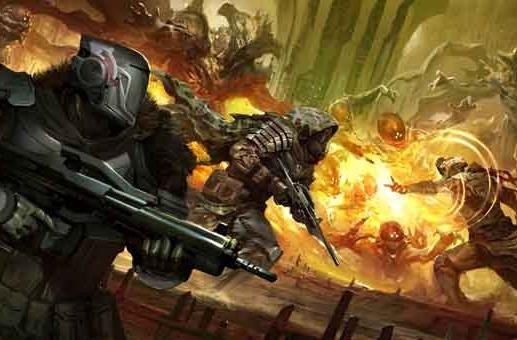 Halo creators unveil 'Destiny,' an MMO-like first-person-shooter for Xbox 360 and PlayStation 3