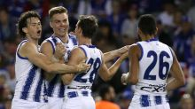 Roos farewell Scott with stunner over Dogs