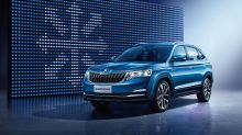 Skoda Kamiq SUV Unveiled Ahead of Beijing Motor Show Debut