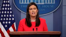 White House says Trump's use of 'animals' to describe MS-13 wasn't strong enough
