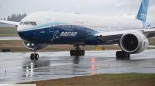 Le Boeing 777X a enfin pu prendre son envol