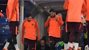 Messi's best but don't forget Suarez, says Conte