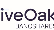 Live Oak Bancshares, Inc. Reports First Quarter 2021 Results