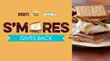 Hershey's, Jet-Puffed and Honey Maid Brands Make National S'mores Day Extra Sweet by Giving Back $50,000 to Small, Local Restaurants
