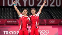 印尼「老少配」驚奇奪羽球女雙冠軍
