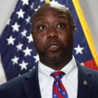 GOP Sen. Tim Scott calls for Trump to correct his Proud Boys comments: 'If he doesn't correct it, I guess he didn't misspeak'