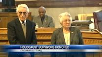City honors local Holocaust survivors
