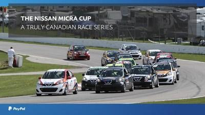 PayPal speeds up ticket buying for 2019 Nissan Micra Cup