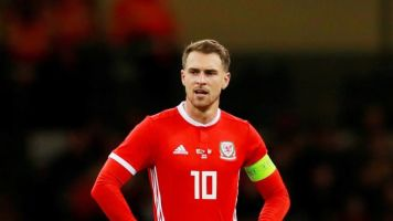 Arsenal news: Aaron Ramsey injury fear as midfielder withdraws from Wales squad