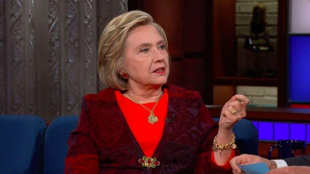 Hillary Clinton asks what happened to Republican Party: 'Why are they so intimidated?'