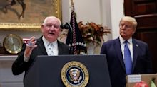 Trump Cabinet Member Sonny Perdue Appears To Acknowledge Election Loss