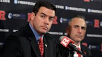 Tim Pernetti resigns as Rutgers athletic director