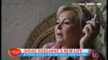Inside Roseanne's new life